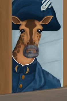 Javert Giraffe (WIP)