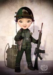Commando by RGPC