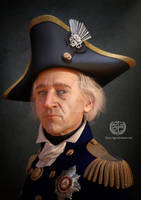Horatio Nelson by RGPC