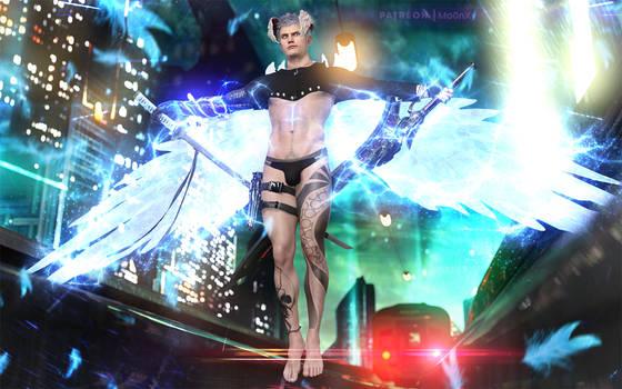 Nero Devil Trigger (DMC5)