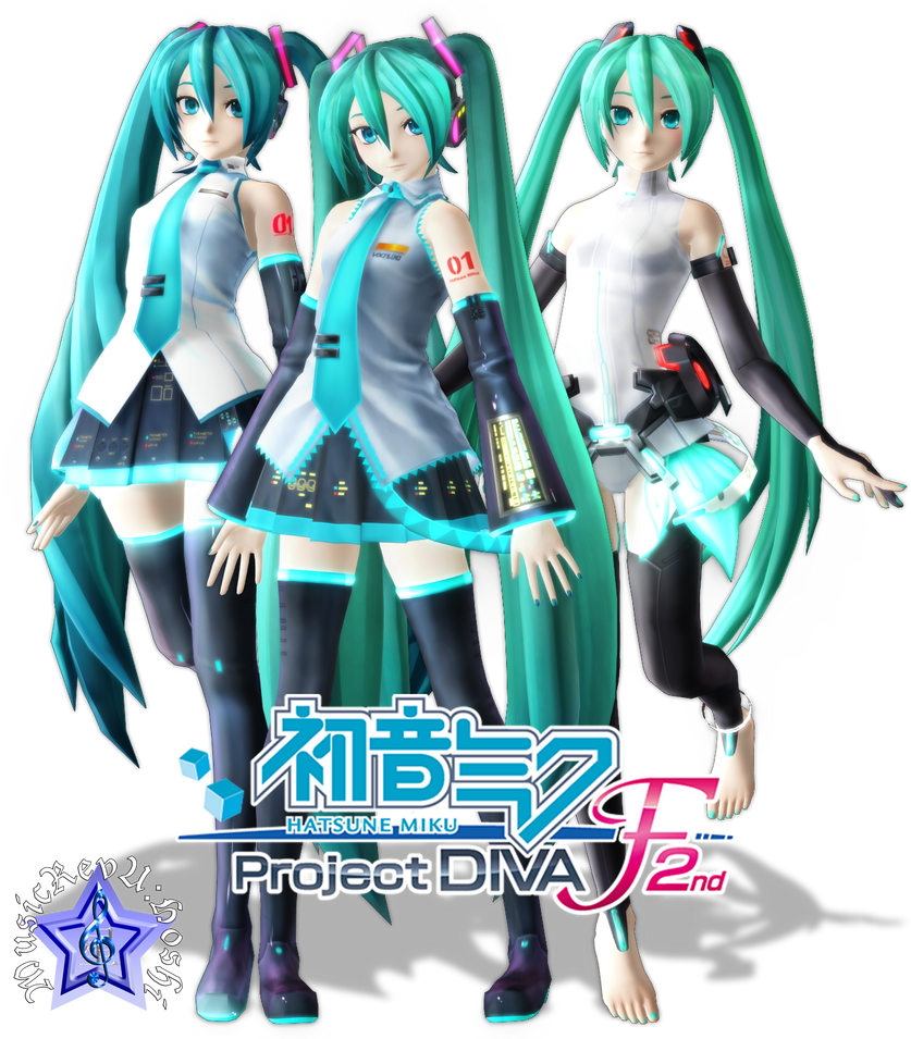.:MRU PD Edition Hatsune Miku - Boxart Modules DL: by MusicRevU