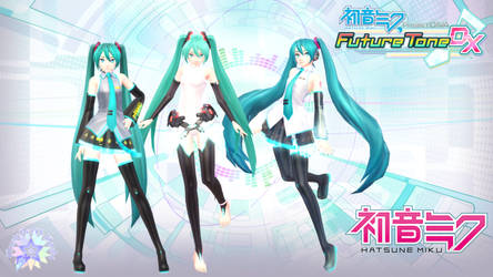 .:MRU PD Edition Hatsune Miku - DL:.