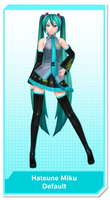 .:MRU PD Edition Hatsune Miku - Default:.