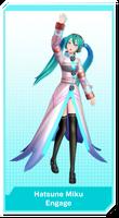 .:MRU PD Edition Hatsune Miku - Engage:.