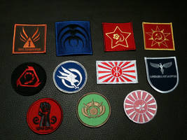 Command and Conquer badges