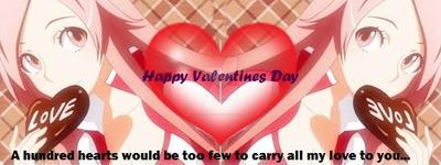 Happy Valentine's... by StellaAndrew