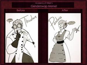 Genderswapnanigans