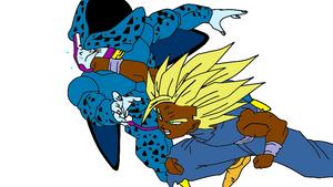 (Tyrone vs Cell jr