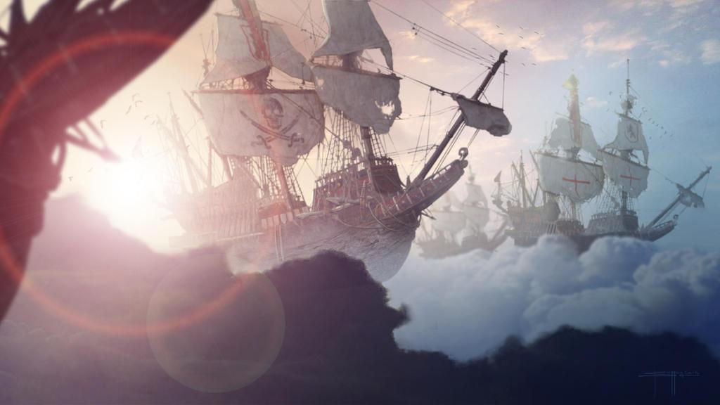 Pirates by Alisandro89
