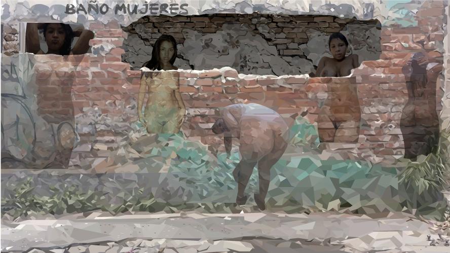 BANO DE MUJERES by elrealmich