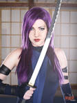 Psylocke in Training 2