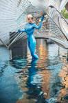 Zero Suit Samus: Water, Metal and Latex