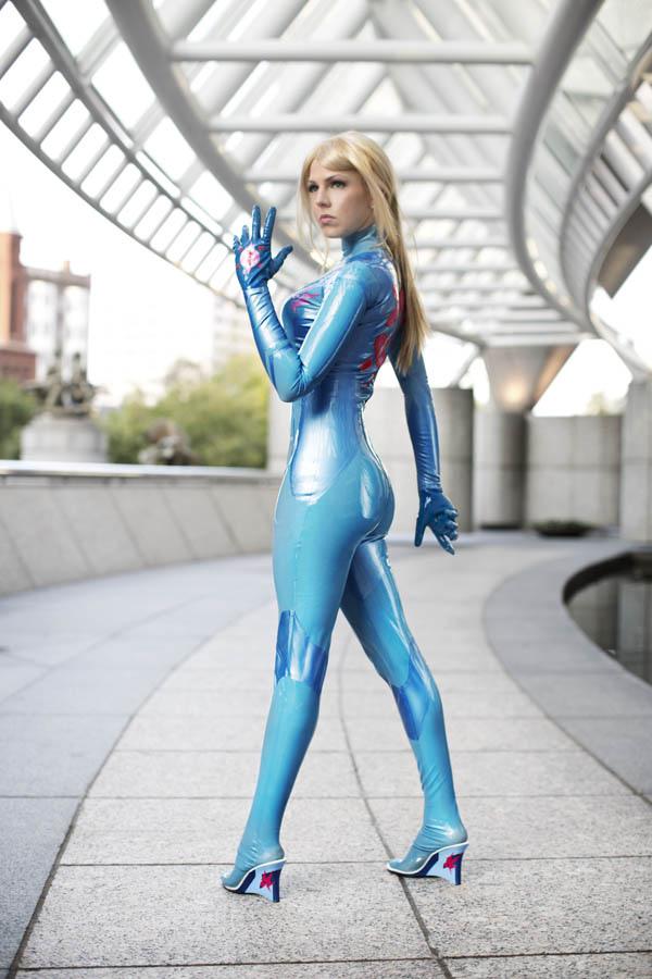 Zero Suit Samus Profile by Miracole