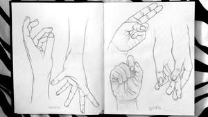 Hands/arms - 2