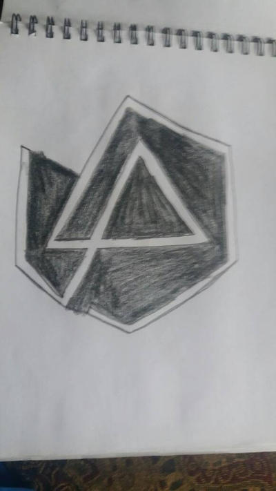 My 2017 Linkin Park Logo Chester S Death By