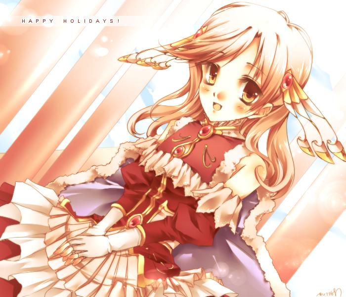 SS1: for Arina-Shirakawa by Blizz-Mii