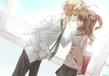 hakumu-genshou : just for you by Blizz-Mii