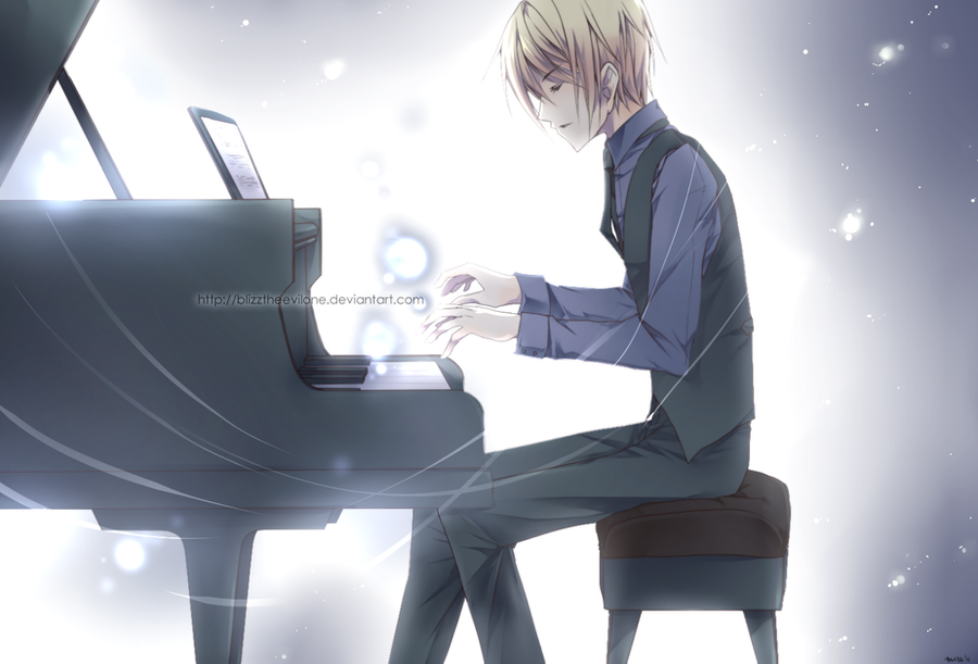 - ginga no pianist