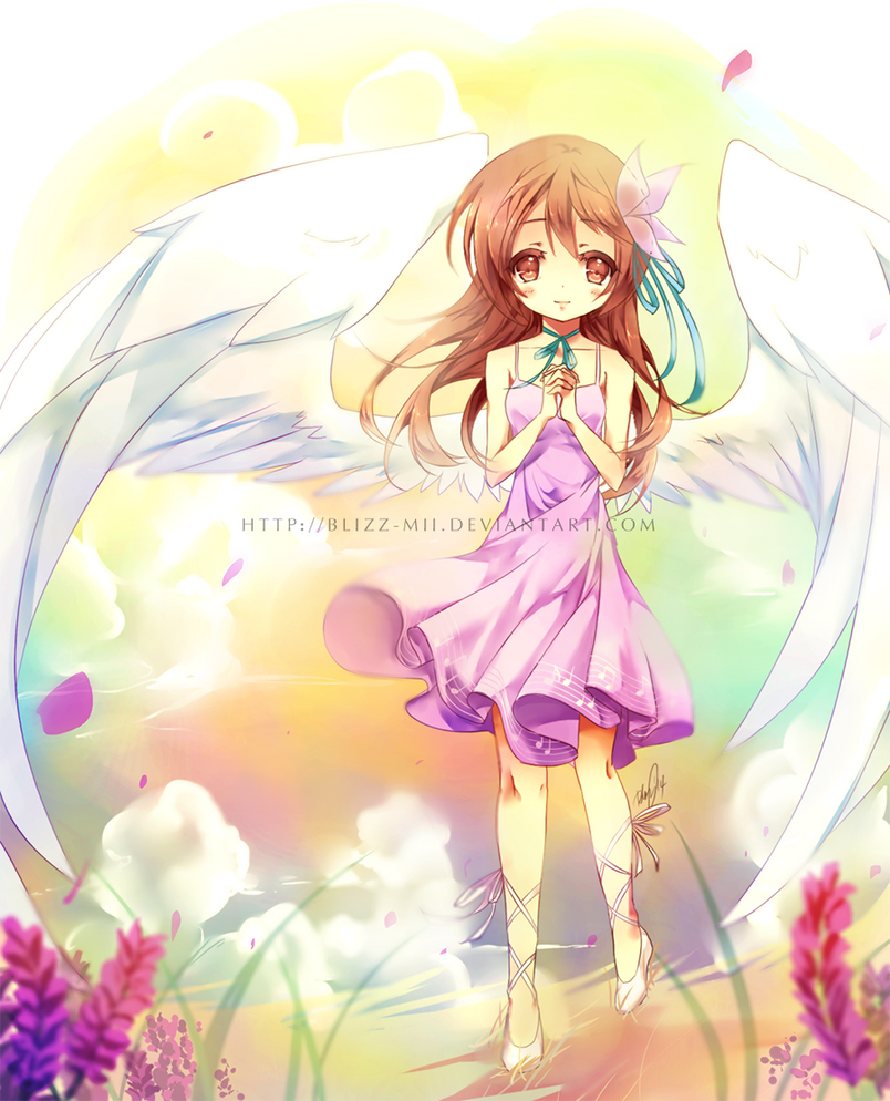 - for lil-angeltear - by Blizz-Mii