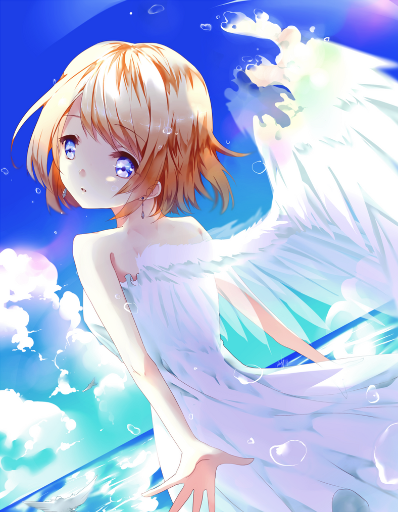 - dream in color : dream of wings - by Blizz-Mii