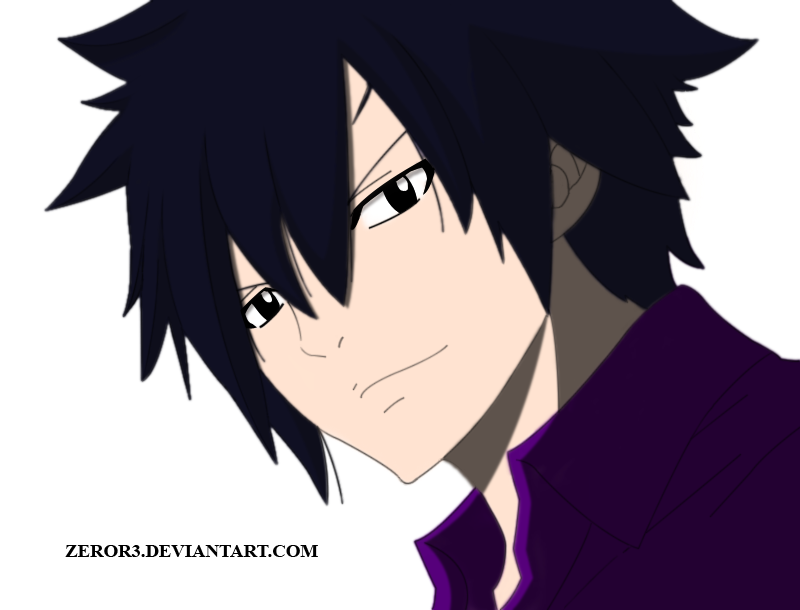 Fairy Tail 340 - Gray Fullbuster by ZeroR3 on DeviantArt