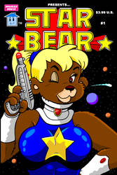 Star Bear Cover