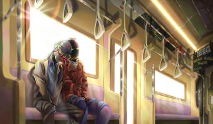 Subway Ride Home