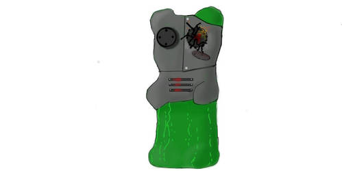 Cyber Bear of Gumminess 2.0 by BlissManji