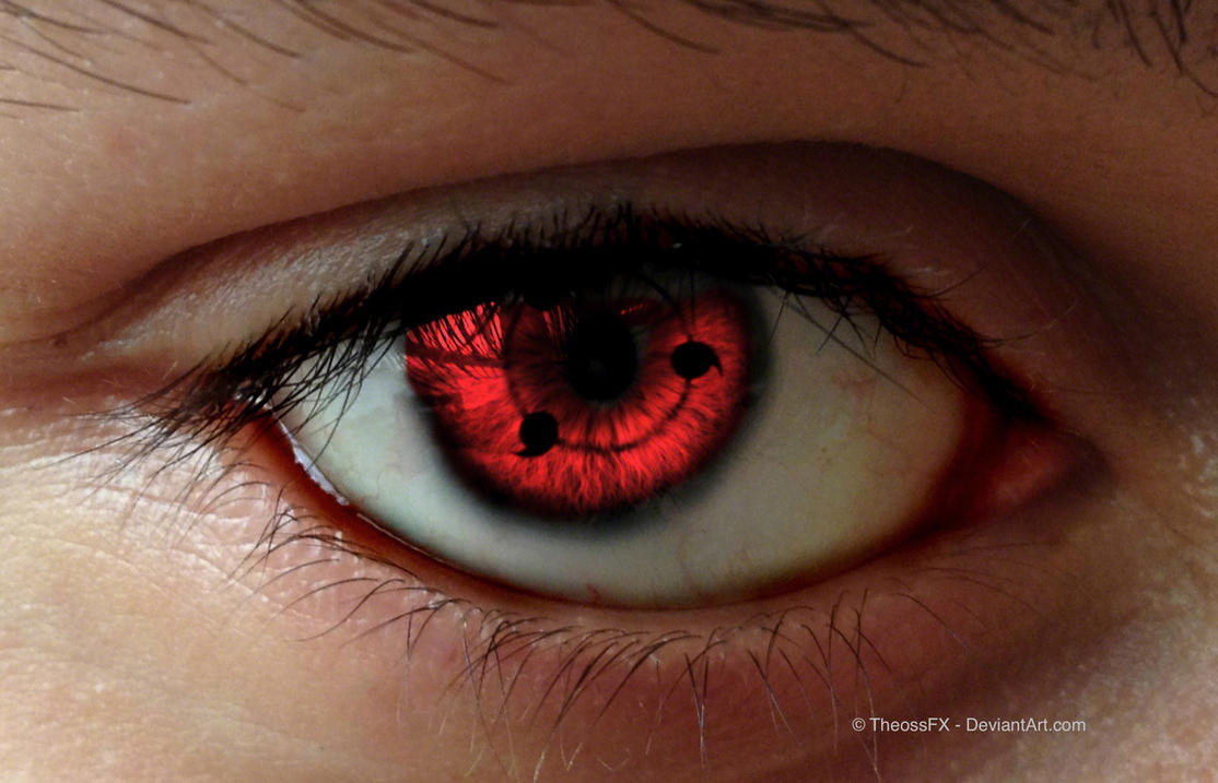 Itachi eyes contacts