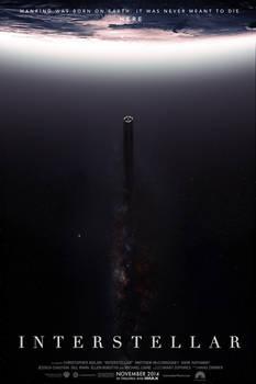 Interstellar Poster by TheossFX
