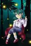 Wriggle in the forest