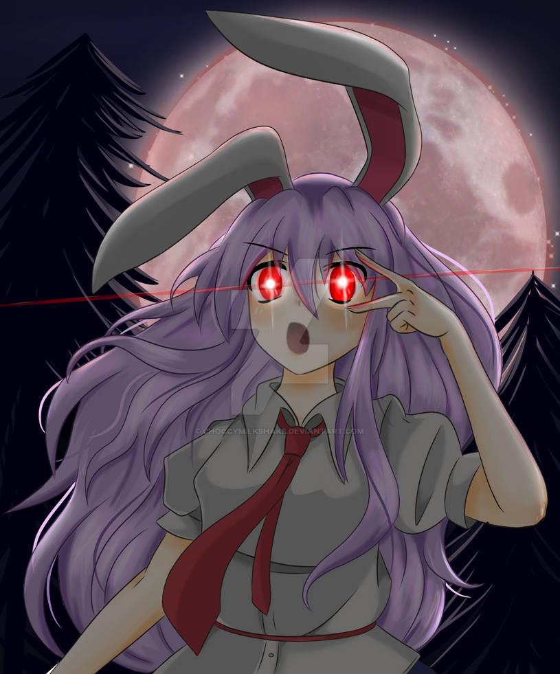 Lunatic eyes