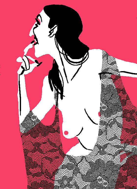 HandJ: Madame by gabiiiiiii