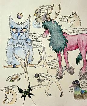 Creatures of Archaios p2
