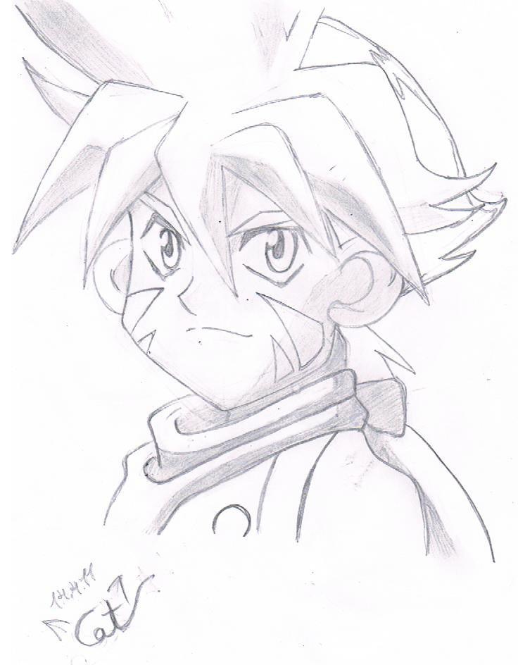 kai from beyblade by catalina1997