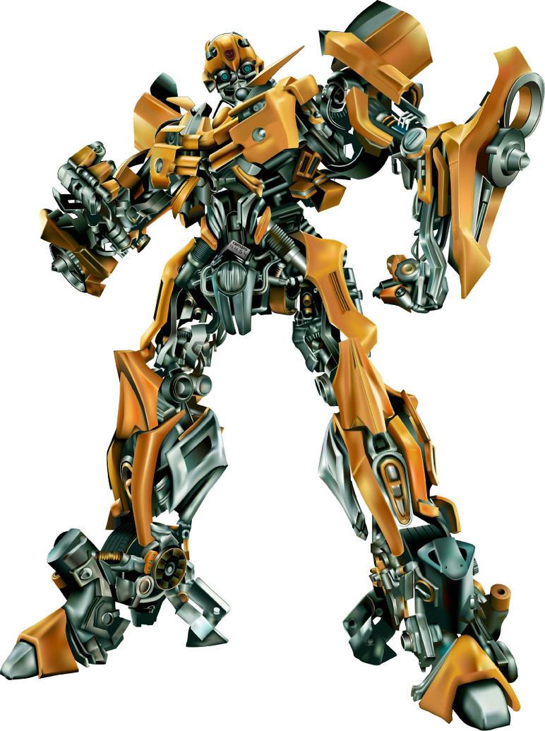 transformer autobot bumblebee by wakdor on deviantart Bee Drawing Bee Vector Art