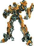 Transformer Autobot  Bumblebee by wakdor