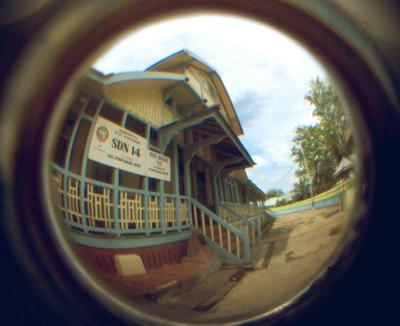 Elementary School by yoenizme