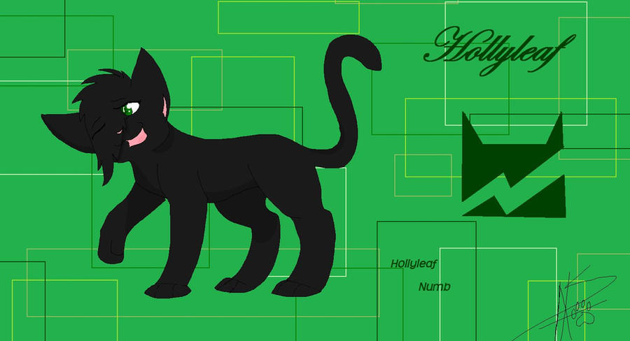 Hollyleaf From Warrior Cats By Wallpaper
