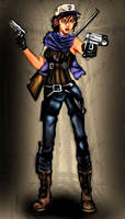 The Walking Dead: Future Clementine 2 by Axels-inferno