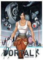 Valve Presents: Portal by VonHollde