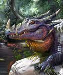 Bayou Dragon