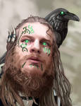 Druid of the Raven