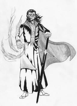 Swordsman: Kazuhiro Nategawa