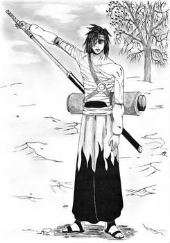 Shinigami Vincent Valentine