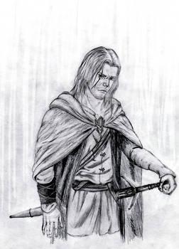 Cervantes as Strider