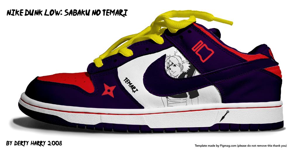 http://fc78.deviantart.com/fs25/f/2008/146/4/1/Nike_Dunk_Low_Sabaku_no_Temari_by_DertyHarry.jpg