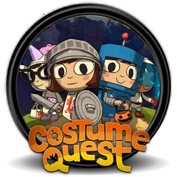 Costume Quest icon by grey0art