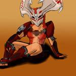 Final Fantasy XII: Female Garif