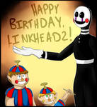 Happy Birthday Linkhead2! .:Gift:.